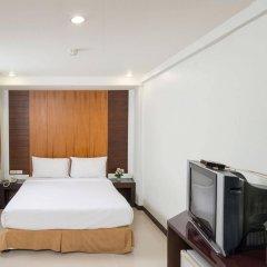 Отель Tara Monte Pratunam Бангкок комната для гостей