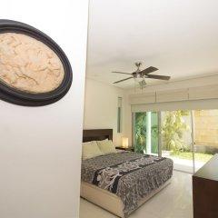 Отель Downtown Apartment Oasis 12 Мексика, Плая-дель-Кармен - отзывы, цены и фото номеров - забронировать отель Downtown Apartment Oasis 12 онлайн комната для гостей фото 5