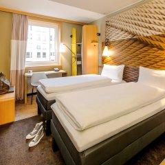 Отель Ibis Muenchen City Arnulfpark Германия, Мюнхен - 3 отзыва об отеле, цены и фото номеров - забронировать отель Ibis Muenchen City Arnulfpark онлайн комната для гостей фото 3