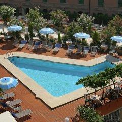 Grand Hotel Plaza & Locanda Maggiore бассейн
