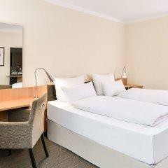 Отель NH München Airport комната для гостей фото 4