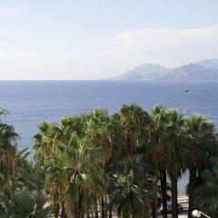 Radisson Blu 1835 Hotel & Thalasso, Cannes пляж фото 2