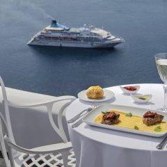 Отель Athina Luxury Suites Греция, Остров Санторини - отзывы, цены и фото номеров - забронировать отель Athina Luxury Suites онлайн питание фото 3