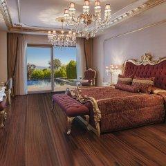 Отель The Bodrum by Paramount Hotels & Resorts комната для гостей
