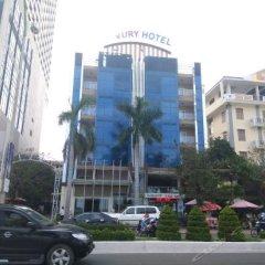 Luxury Nha Trang Hotel городской автобус