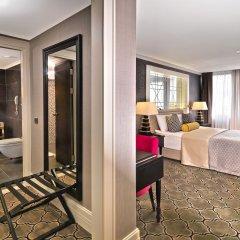 Отель Mercure Istanbul Bomonti комната для гостей фото 5