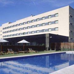 Отель AC Hotel Sevilla Forum by Marriott Испания, Севилья - отзывы, цены и фото номеров - забронировать отель AC Hotel Sevilla Forum by Marriott онлайн бассейн