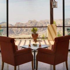 Отель Petra Marriott Hotel Иордания, Вади-Муса - отзывы, цены и фото номеров - забронировать отель Petra Marriott Hotel онлайн балкон
