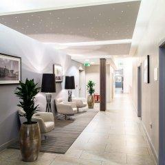 Отель Doubletree by Hilton Angel Kings Cross Лондон интерьер отеля фото 2