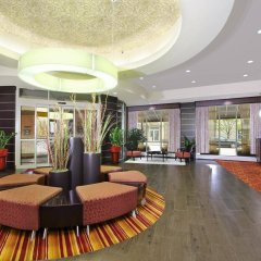 Отель Hampton Inn & Suites Columbus - Downtown США, Колумбус - отзывы, цены и фото номеров - забронировать отель Hampton Inn & Suites Columbus - Downtown онлайн интерьер отеля