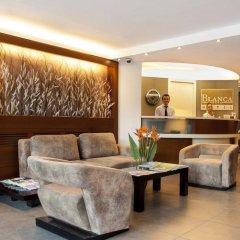 Blanca Hotel интерьер отеля