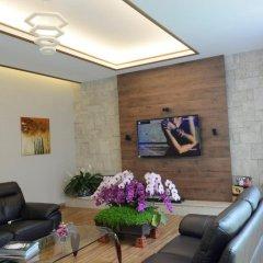 Отель Villa Le Hoang Далат интерьер отеля