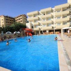 Hera Beach Hotel Турция, Сиде - отзывы, цены и фото номеров - забронировать отель Hera Beach Hotel онлайн бассейн фото 3