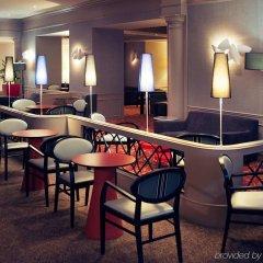 Отель Mercure Lyon Centre Saxe Lafayette Франция, Лион - отзывы, цены и фото номеров - забронировать отель Mercure Lyon Centre Saxe Lafayette онлайн гостиничный бар