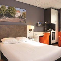 Отель Amsterdam - De Roode Leeuw Нидерланды, Амстердам - 1 отзыв об отеле, цены и фото номеров - забронировать отель Amsterdam - De Roode Leeuw онлайн комната для гостей фото 2