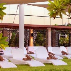Отель Conrad Dubai ОАЭ, Дубай - 2 отзыва об отеле, цены и фото номеров - забронировать отель Conrad Dubai онлайн фитнесс-зал фото 2