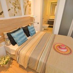 Отель Quattordici Residence Чешме комната для гостей фото 3