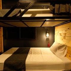 Bandai Hostel Бангкок комната для гостей фото 5