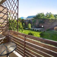 Гостиница Лето балкон