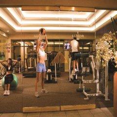 Отель Excalibur фитнесс-зал фото 4