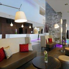 Отель Sheraton Munich Arabellapark Hotel Германия, Мюнхен - отзывы, цены и фото номеров - забронировать отель Sheraton Munich Arabellapark Hotel онлайн интерьер отеля фото 3