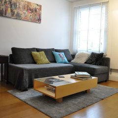 Апартаменты 1 Bedroom Apartment in Hoxton London комната для гостей фото 2