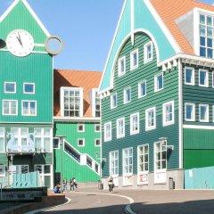 Отель Peldersveld Area Apartment Нидерланды, Занстад - отзывы, цены и фото номеров - забронировать отель Peldersveld Area Apartment онлайн вид на фасад