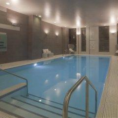 Отель Hilton Columbus Downtown США, Колумбус - отзывы, цены и фото номеров - забронировать отель Hilton Columbus Downtown онлайн бассейн