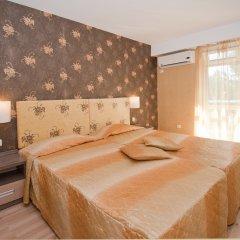 Отель Kotva Болгария, Солнечный берег - отзывы, цены и фото номеров - забронировать отель Kotva онлайн комната для гостей фото 3