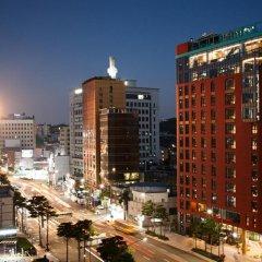 Отель Double A Южная Корея, Сеул - отзывы, цены и фото номеров - забронировать отель Double A онлайн городской автобус