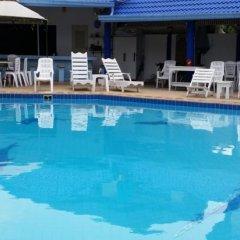 Отель Sea View Apartments Таиланд, На Чом Тхиан - отзывы, цены и фото номеров - забронировать отель Sea View Apartments онлайн бассейн фото 2