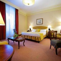 Hotel Excelsior Palace Palermo 4* Стандартный номер с двуспальной кроватью фото 8