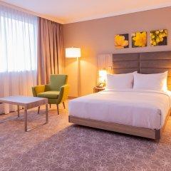 Отель Hilton Garden Inn Wiener Neustadt, Austria комната для гостей фото 3