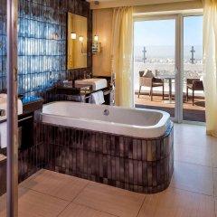 Отель Sofitel Casablanca Tour Blanche Марокко, Касабланка - отзывы, цены и фото номеров - забронировать отель Sofitel Casablanca Tour Blanche онлайн ванная