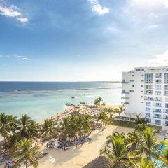 Отель Be Live Experience Hamaca Garden - All Inclusive Бока Чика пляж