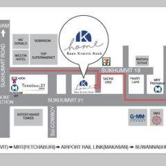 Отель K Home Asok Таиланд, Бангкок - отзывы, цены и фото номеров - забронировать отель K Home Asok онлайн банкомат