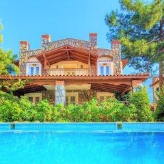 Villa Xanthos 313 Турция, Олудениз - отзывы, цены и фото номеров - забронировать отель Villa Xanthos 313 онлайн бассейн