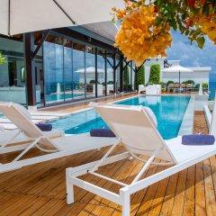 Отель Villa Paradiso бассейн фото 3