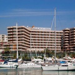 Отель Meliá Palma Marina пляж фото 2