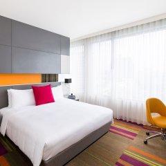 Отель Mercure Bangkok Siam комната для гостей фото 5