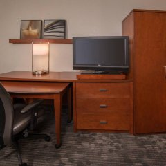 Отель Courtyard Arlington Rosslyn удобства в номере