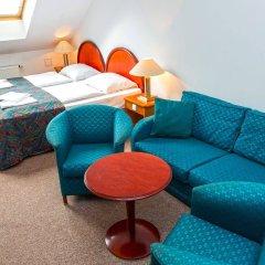Отель ABE Прага комната для гостей