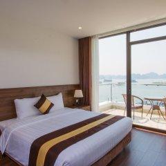 Sun Bay Hotel комната для гостей
