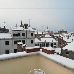 Отель Antica Venezia Италия, Венеция - 1 отзыв об отеле, цены и фото номеров - забронировать отель Antica Venezia онлайн балкон