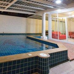 Отель Jomtien Sea Villa бассейн