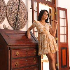 Отель Villa Capers Шри-Ланка, Коломбо - отзывы, цены и фото номеров - забронировать отель Villa Capers онлайн интерьер отеля фото 2