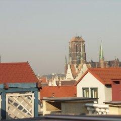 Отель Willa Biala Lilia Польша, Гданьск - 4 отзыва об отеле, цены и фото номеров - забронировать отель Willa Biala Lilia онлайн приотельная территория