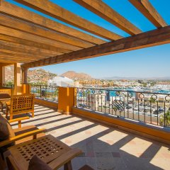 Отель The Ridge at Playa Grande Luxury Villas Мексика, Кабо-Сан-Лукас - отзывы, цены и фото номеров - забронировать отель The Ridge at Playa Grande Luxury Villas онлайн балкон