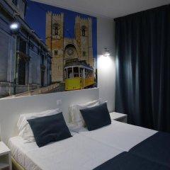 Отель Patria Hotel Португалия, Лиссабон - 1 отзыв об отеле, цены и фото номеров - забронировать отель Patria Hotel онлайн комната для гостей фото 5