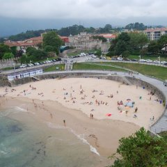 Отель Apartamentos Venuntiempo пляж